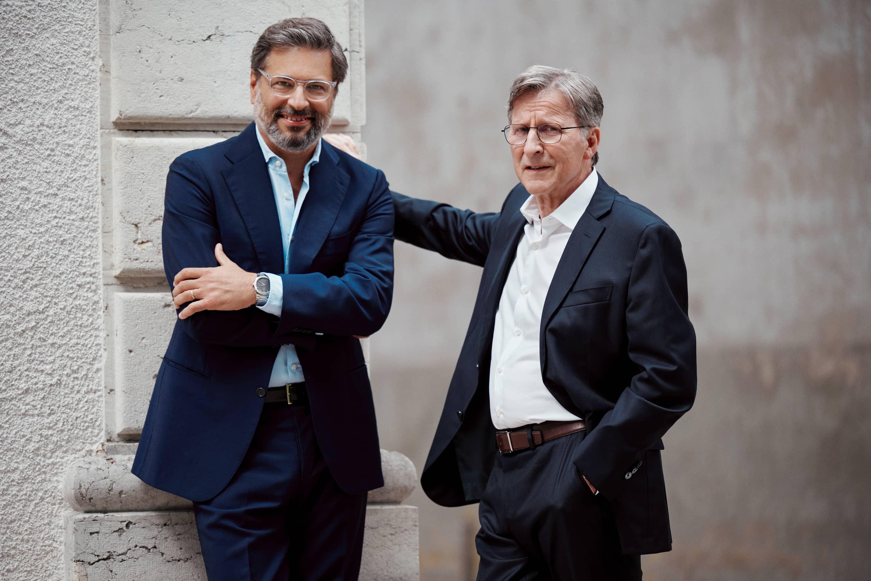 Michel Parmigiani & Guido Terreni